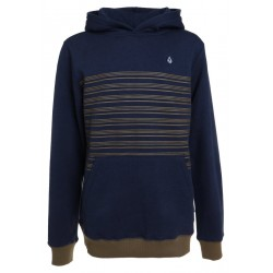 SWEAT KID VOLCOM THREEZY - DEEP BLUE