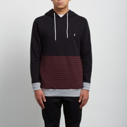 SWEAT VOLCOM 3ZY - CRIMSON
