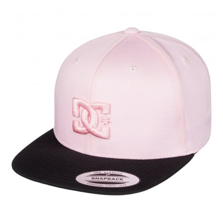 CASQUETTE DC KID SNAPPY - ENGLISH ROSE