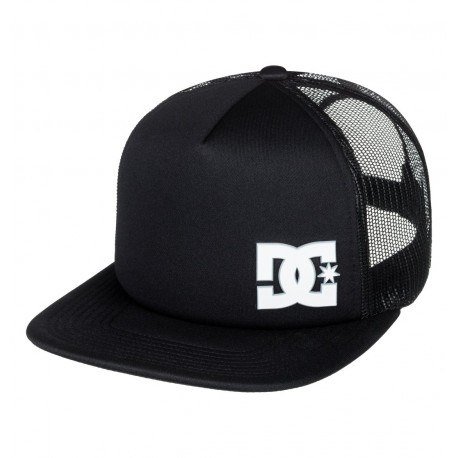 CASQUETTE DC KID MADGLADS - BLACK