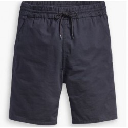 SHORT LEVIS SKATE EASY - SE BLACK RIPSTOP