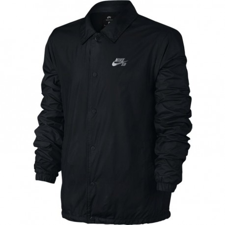 VESTE NIKE SB SHIELD COACHES - BLACK/COOL GREY