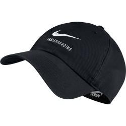 CASQUETTE NIKE SB CAP TWILL - BLACK/WHITE