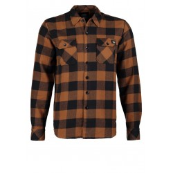CHEMISE DICKIES SACRAMENTO - BROWN DUCK