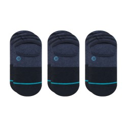 CHAUSSETTE STANCE GAMUT 3 PACK - NAVY