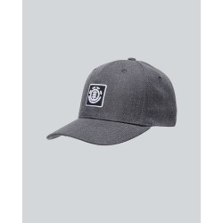 CASQUETTE ELEMENT TREELOGO - CHARCOAL HEATHER