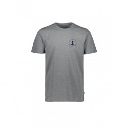 T-SHIRT MAKIA SHANK - GREY