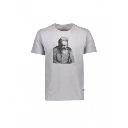 T-SHIRT MAKIA WILHELM - GREY