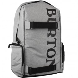 SAC A DOS BURTON EMPHASIS PACK 35L - GREY HEATHER