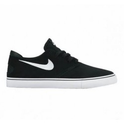 CHASSURE NIKE SB SHOES ZOOM ONESHOT BLACK/WHITE GUM LIGHT BROWN