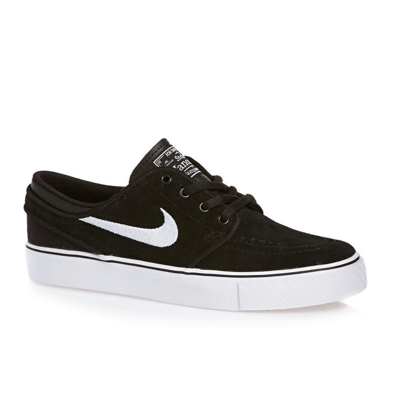 Chaussure Nike Janoski - Black White
