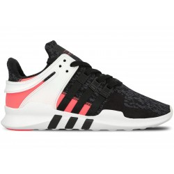 CHAUSSURE ADIDAS FEMME EQT SUPPORT ADV - BLACK / TURBO