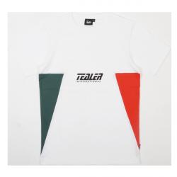 T-SHIRT TEALER PLAZA WHITE