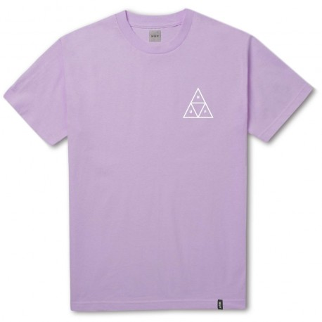 T-SHIRT HUF TRIPLE TRIANGLE - LAVENDER