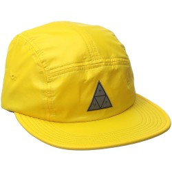 HUF CAP PACKABLE NYLON VOLLEY - YELLOW