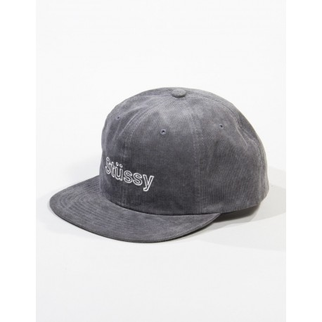 CASQUETTE STUSSY PIGMENT DYED CORD CAP