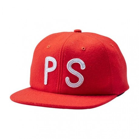 CASQUETTE POLER PS WOOL - RED
