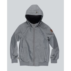 VESTE ELEMENT BOY DULCEY - HEATHER GREY