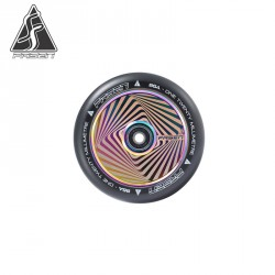 ROUE FASEN HYPNO 120MM - SQUARE OIL SLICK