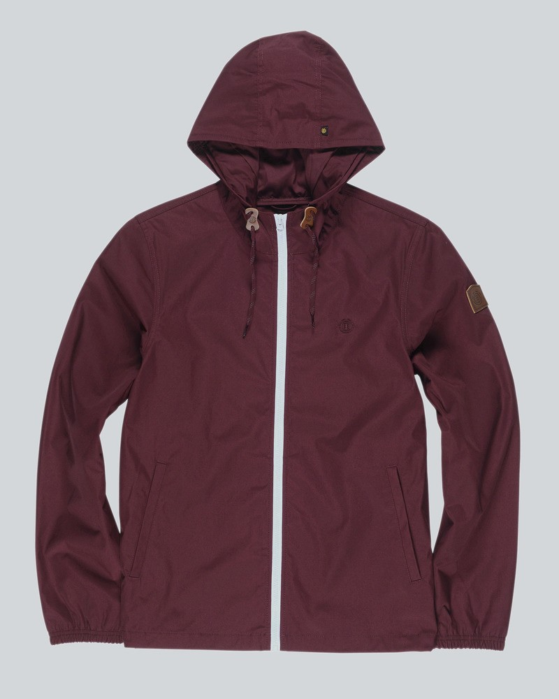 buy sale wholesale fashion styles Veste Element Alder Light - Napa Red