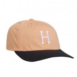 CASQUETTE HUF CLASSIC H - PEACH