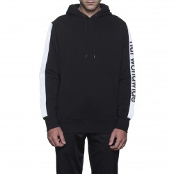 SWEAT HUF WORLDWIDE - BLACK