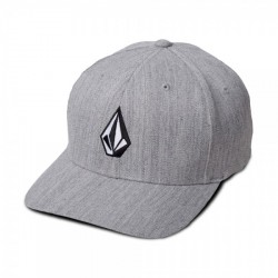 CASQUETTE VOLCOM FULL STONE XFIT - HEATHER GREY