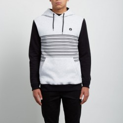 SWEAT VOLCOM THREEZY - BLACK /WHITE