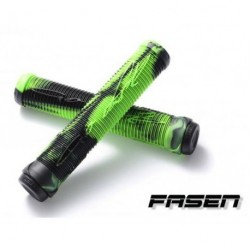 POIGNEE FASEN - GREEN BLACK