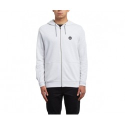 SWEAT VOLCOM LITEWARP HOOD ZIP - CLAY