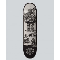 BOARD ELEMENT TIMBER RIVER 8.2
