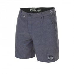 "BOARDSHORT PICTURE DETROIT 19"" - GREY"