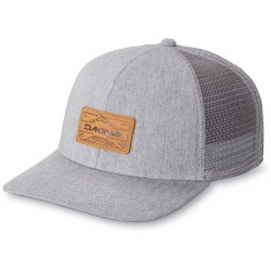 CASQUETTE DAKINE PEAK TO PEAK TRUCKER - GREY