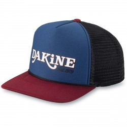 CASQUETTE DAKINE THROWBACK TRUCKER - MIDNIGHT ROSEWOOD