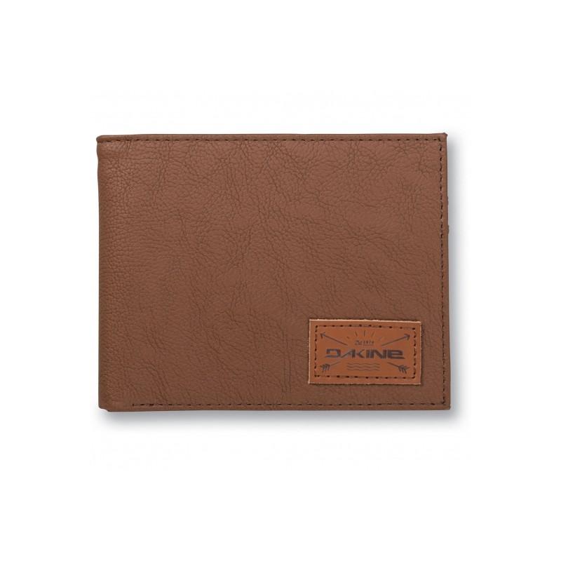 e02d3389b2c88 Porte Monnaie Dakine Riggs Coin Wallet - Brown