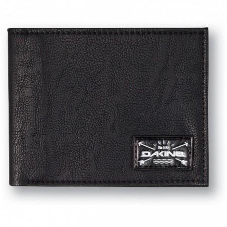 PORTE MONNAIE DAKINE RIGGS COIN WALLET - BLACK