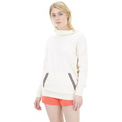 SWEAT PICTURE ORGANIC FEIJOA - OFF WHITE