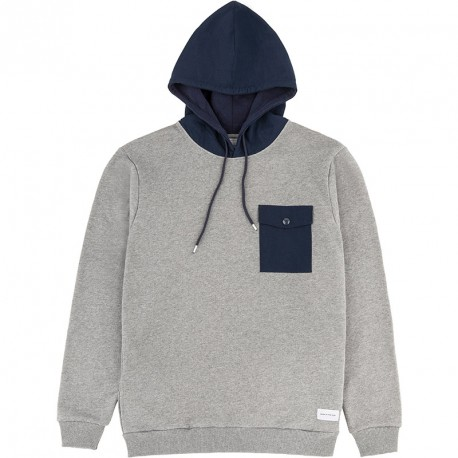 SWEAT BASK IN THE SUN HOODIE MANEX - GRIS