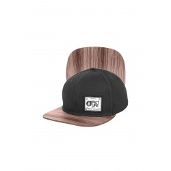 CASQUETTE PICTURE SHERIDAN WOOD - BLACK
