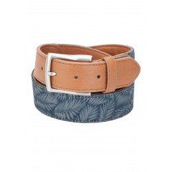 CEINTURE PICTURE ORGANIC SYLT BELT - BLACK