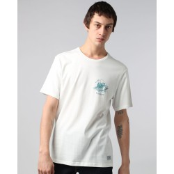 T SHIRT ELEMENT HOOKED - BONE WHITE