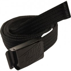 CEINTURE SANTA CRUZ TYRE BELT - BLACK