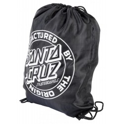 SAC SANTA CRUZ KITMAN BAG - BLACK