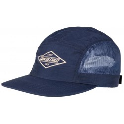 CASQUETTE SANTA CRUZ OFF SHORE CAP - NAVY