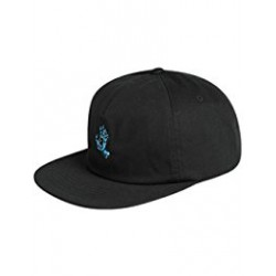 CASQUETTE SANTA CRUZ MINI HAND CAP - BLACK