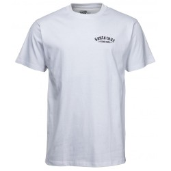 T-SHIRT SANTA CRUZ MEDUSA - WHITE