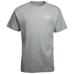 T-SHIRT SANTA CRUZ DIAMOND - GREY