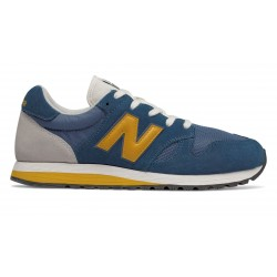 CHAUSSURE NEW BALANCE 520 70S RUNNING - DARK / BLUE / YELLOW