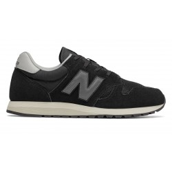 CHAUSSURE NEW BALANCE 520 70S RUNNING - BLACK / CASTLEROCK