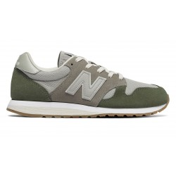 CHAUSSURE NEW BALANCE 520 70S RUNNING - MILITARY FOLIAGE GREEN / GREY